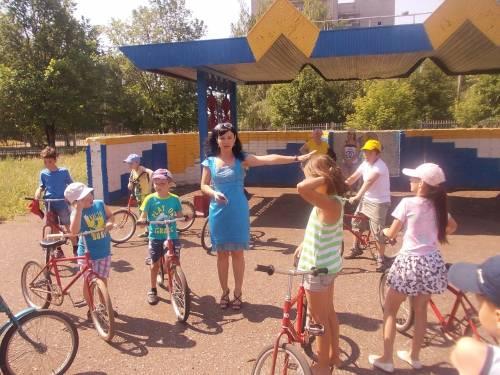 Экспресс-обучение детей ПДД и вождению велосипеда