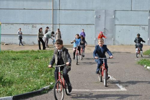 Занятия по Правилам дорожного движения